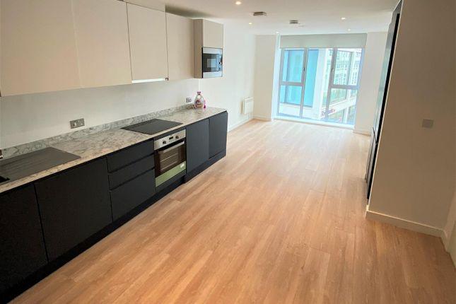 Kitchen Living Area - Unfurnished