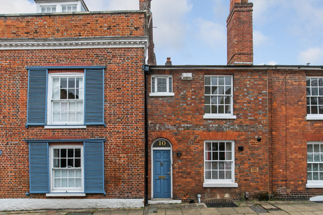 3 bed terraced house for sale in St. Thomas Street, Winchester SO23