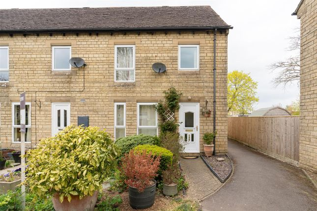 Thumbnail End terrace house for sale in Roman Way, Bourton On The Water, Gloucestershire