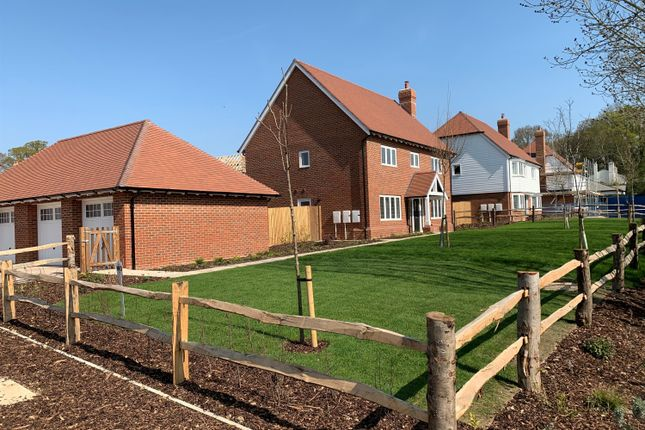 Thumbnail Detached house for sale in Church Hill, Bethersden, Ashford