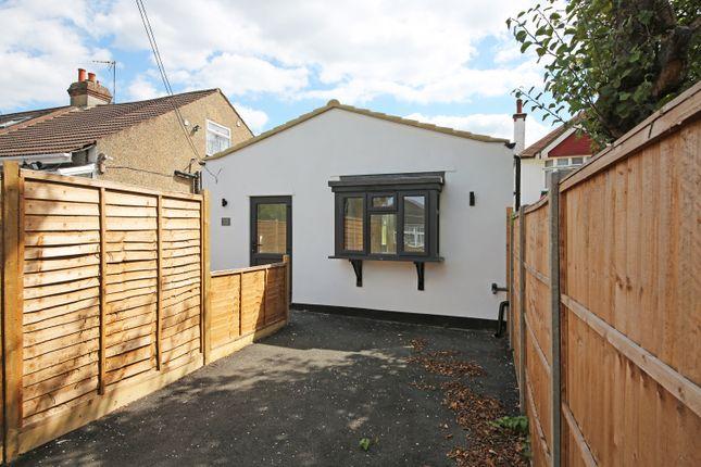 Thumbnail Detached bungalow for sale in Abbotts Road, Sutton