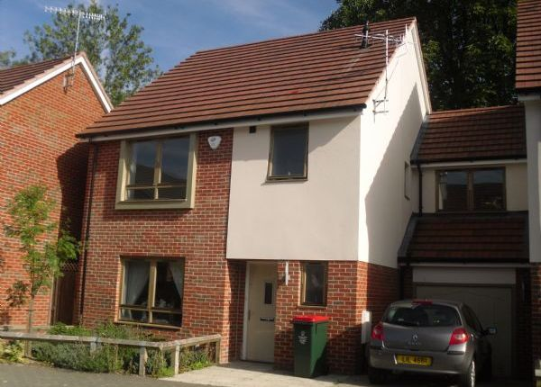 Thumbnail Detached house to rent in Pinova Close, Ifield, Crawley