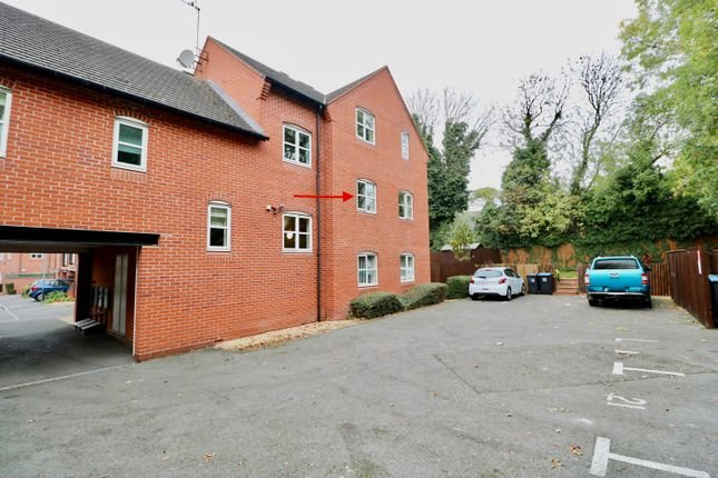Thumbnail Flat for sale in Bardswell Court, Stratford Upon Avon