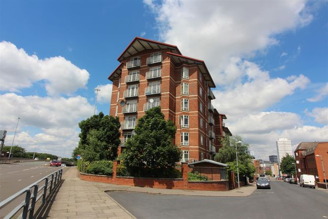 Thumbnail Flat for sale in Osbourne House, Queen Victoria Road, Coventry