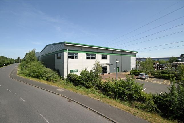 Thumbnail Warehouse to let in Barton Business Park, Barton Under Needwood