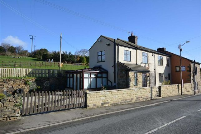Thumbnail Semi-detached house for sale in Tan House Farm, Whitley Road, Dewsbury