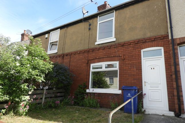 Thumbnail Terraced house to rent in Park Road, Askern, Doncaster