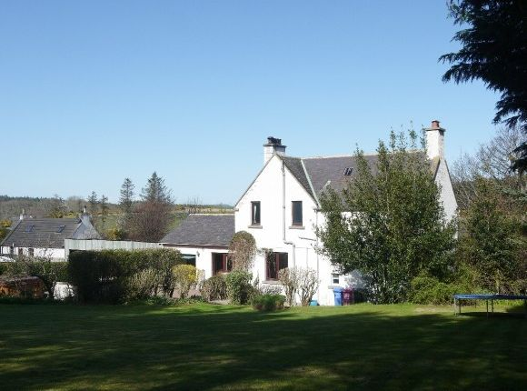 Thumbnail Detached house to rent in Holl Farm House, Mill Of Tynet, Buckie