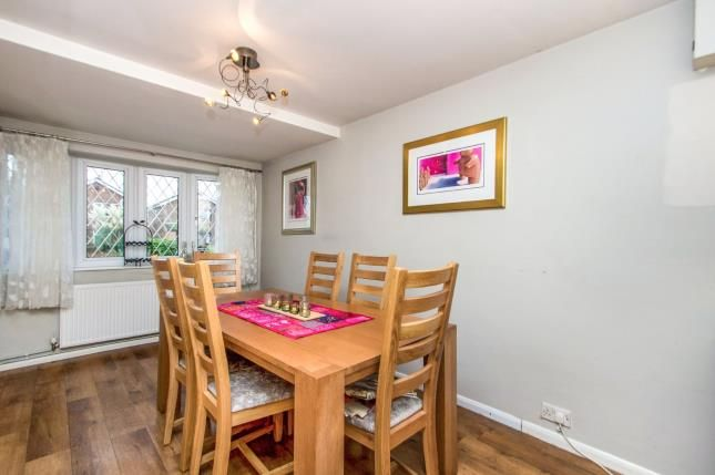 Dining Room of Cordwell Close, Castle Donington, Derby, Leicestershire DE74