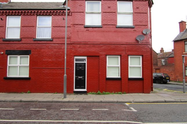 Thumbnail Flat to rent in City Road, Liverpool