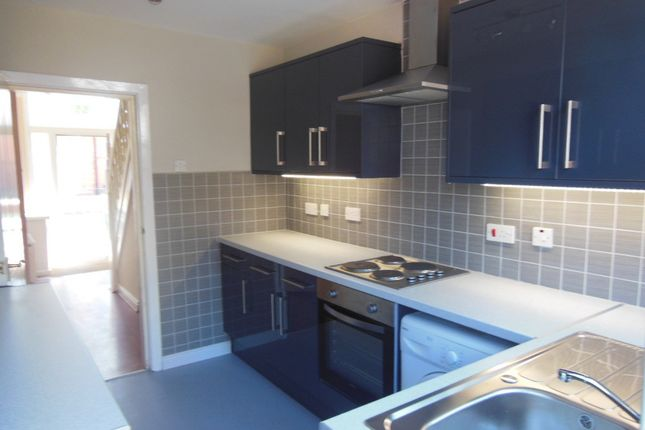 Thumbnail Terraced house to rent in Kenmare Road, Wavertree, Liverpool