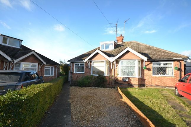 3 bed bungalow for sale in Trevor Close, Duston, Northampton