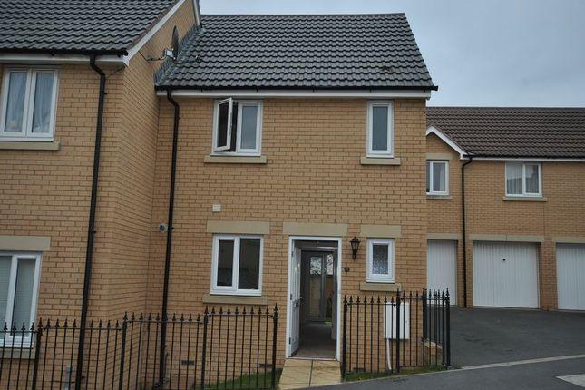Thumbnail Semi-detached house to rent in Fillablack Road, Bideford