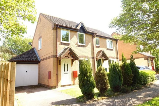 2 bed semi-detached house to rent in Pickering Drive, Emerson Valley, Milton Keynes MK4