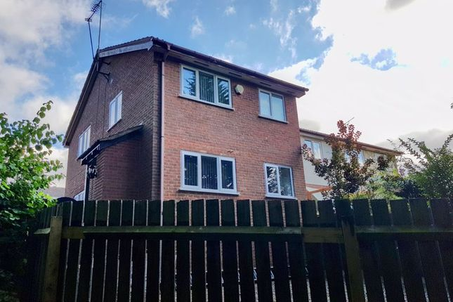 1 bed flat for sale in Sharpley Drive, Leicester LE4
