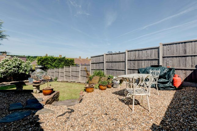 Rear Garden of Swanborough Drive, Brighton BN2