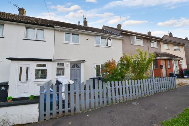 3 bed terraced house for sale in Geoffrey Close, Bristol BS13