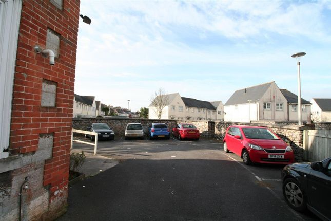 Parking Area of Greenbank Terrace, Greenbank, Plymouth PL4