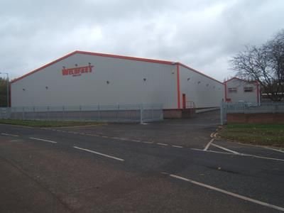 Thumbnail Light industrial for sale in Warehouse And Offices, Holditch Road, Chesterton, Newcastle, Staffordshire