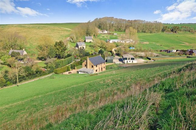 Thumbnail Detached house for sale in New Barn Lane, Gatcombe, Newport, Isle Of Wight