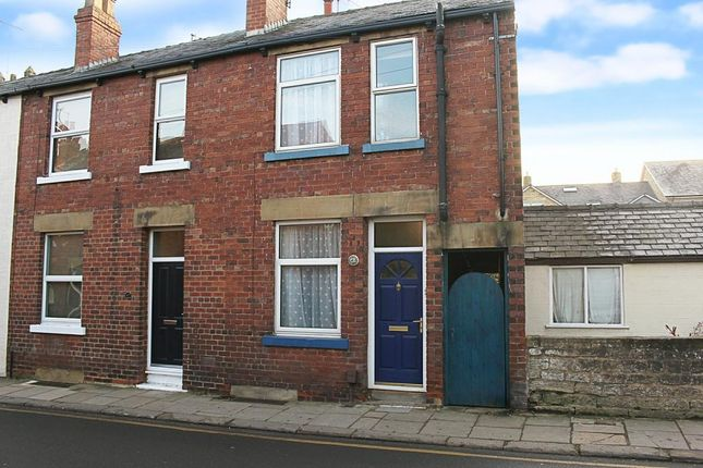 Thumbnail End terrace house for sale in St. James Street, Wetherby