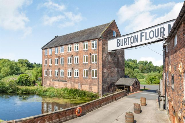 Thumbnail Property for sale in The Flour Mills, Burton-On-Trent, Staffordshire