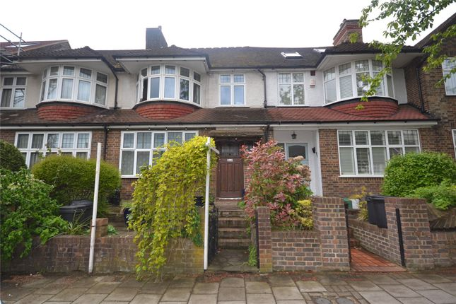 Thumbnail Terraced house for sale in Patterson Road, Crystal Palace