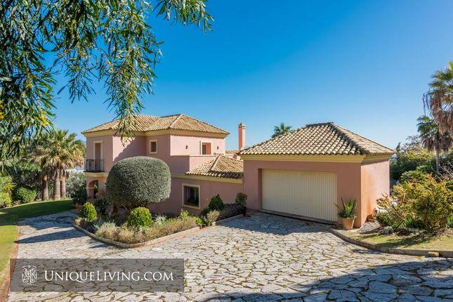 Thumbnail Villa for sale in Sotogrande Alto, Sotogrande, Costa Del Sol