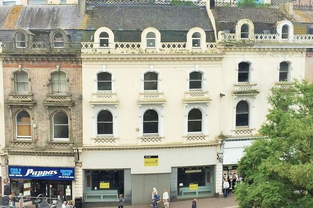 Thumbnail Commercial property for sale in Fleet Street, Torquay