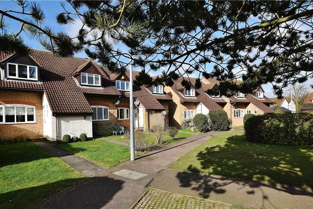 Thumbnail Terraced house for sale in Benskins Close, Berden, Bishop's Stortford