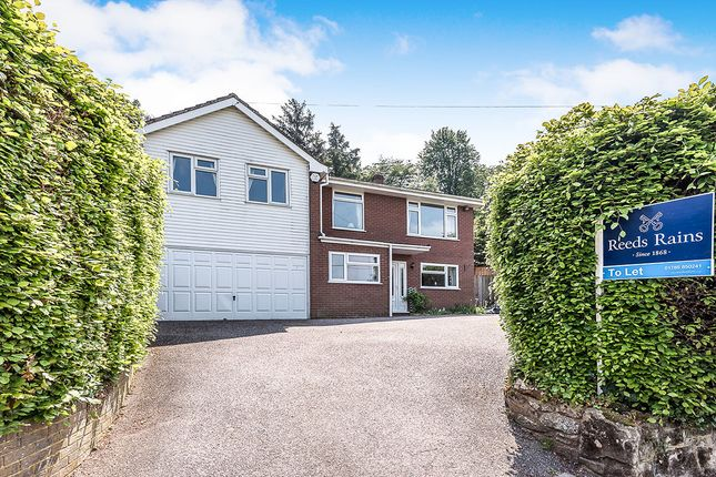 Thumbnail Detached house to rent in Moreton, Newport