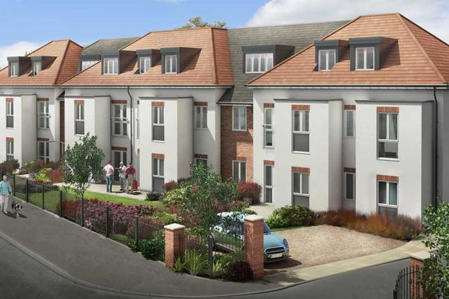 Thumbnail Flat for sale in Church Road, Biggin Hill, Westerham