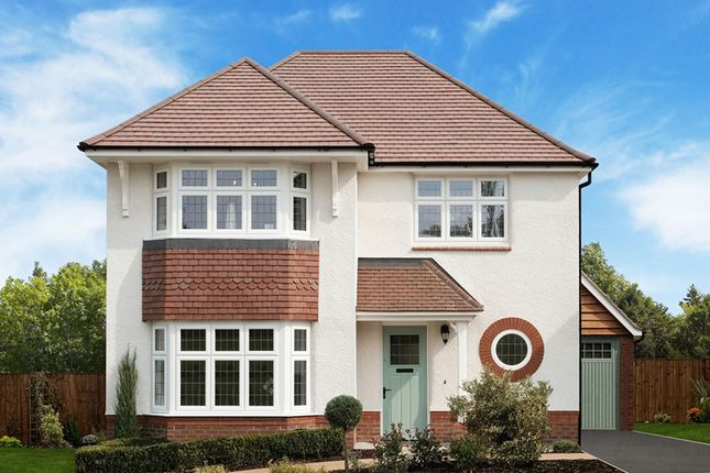 """Thumbnail Detached house for sale in """"Leamington Lifestyle"""" at Macclesfield Road, Congleton"""