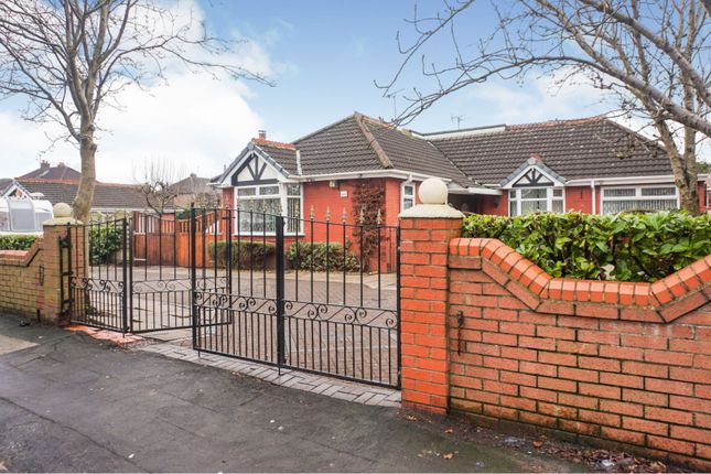 Thumbnail Detached bungalow for sale in Wagon Lane, St. Helens