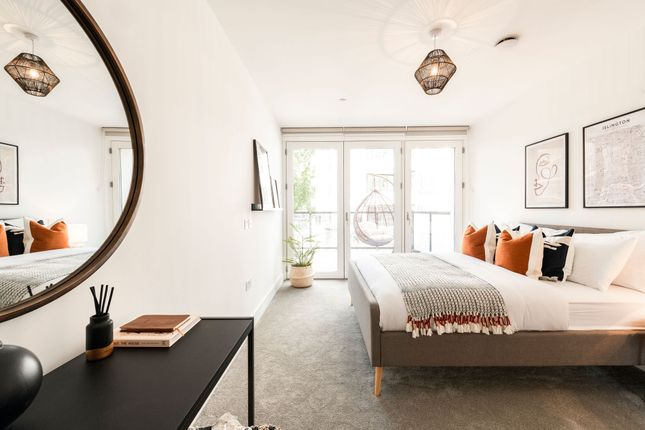 1 bedroom flat for sale in Caledonian Road, London