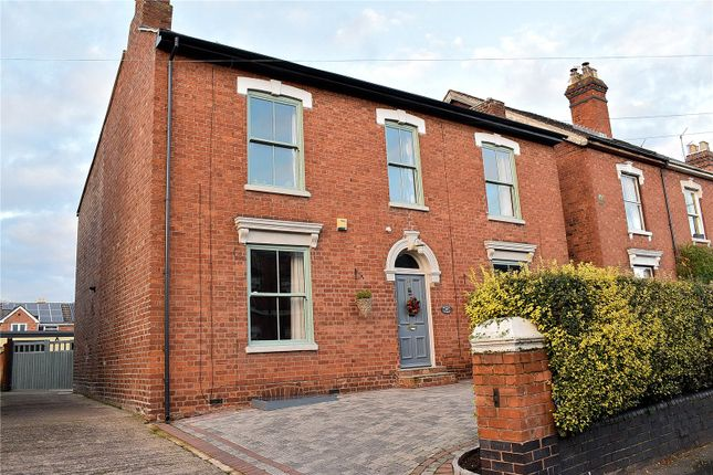 Thumbnail Detached house for sale in Bromyard Road, St Johns, Worcester