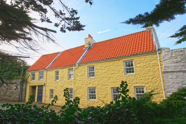 Thumbnail Town house for sale in Treize, St Martins, Alderney