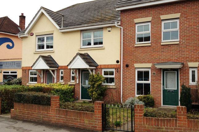 Thumbnail Terraced house to rent in Frimley Green Road, Frimley, Camberley, Surrey