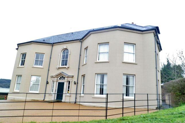 Thumbnail Flat for sale in Plas Kynaston Lane, Cefn Mawr, Wrexham