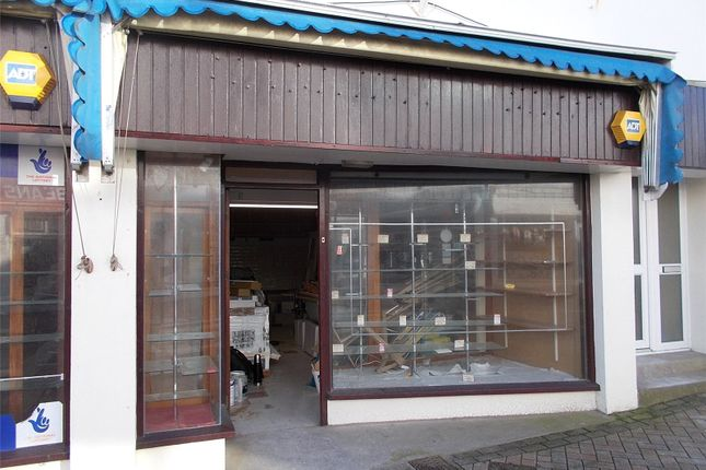 Thumbnail Retail premises for sale in St. Pirans Road, Perranporth