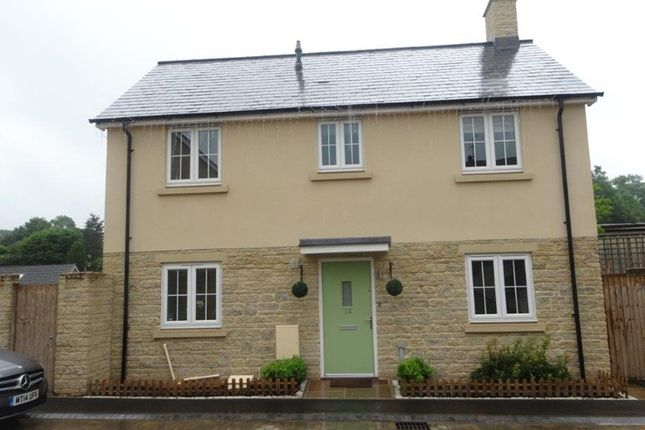 Thumbnail Detached house for sale in Vicarage Drive, Mitcheldean