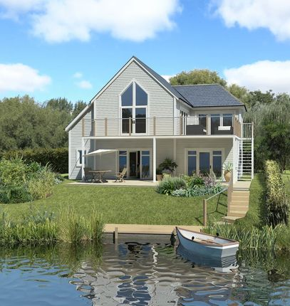 Thumbnail Detached house for sale in Plot 61, Summer Lake, Spine Road, South Cerney