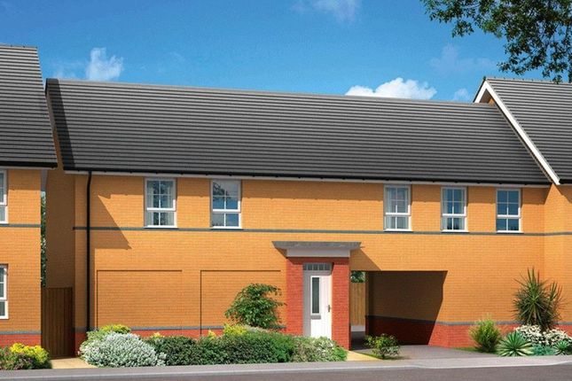 "Thumbnail Flat for sale in ""Madeley"" at Carters Lane, Kiln Farm, Milton Keynes"