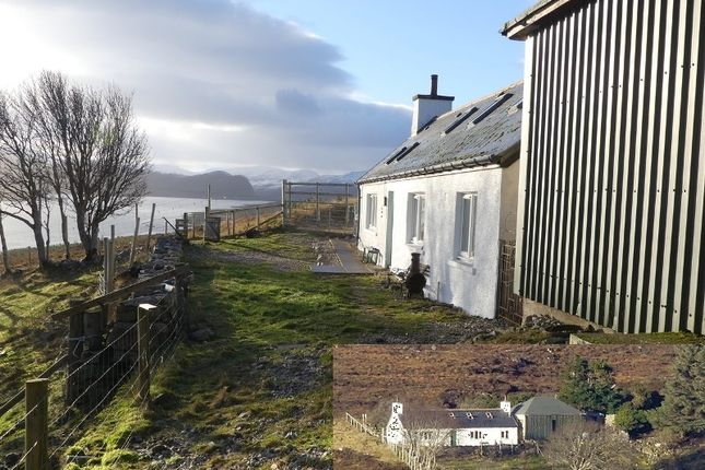 Thumbnail Cottage for sale in Laid, Loch Eriboll, Durness