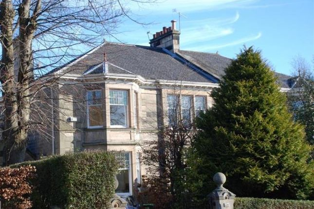 Thumbnail Semi-detached house to rent in Hamilton Avenue, Glasgow