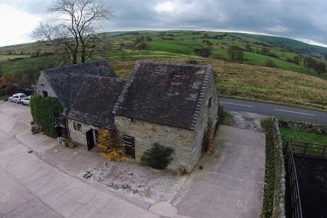 3 bed detached house for sale in Butterton Moor, Leek