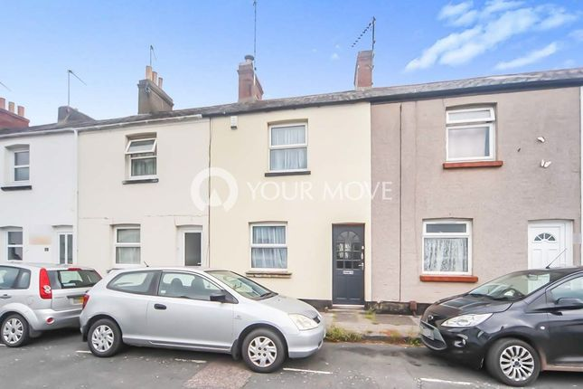 2 bed terraced house to rent in Elm Road, Newton Abbot TQ12