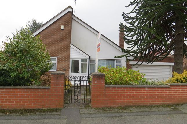 Thumbnail Detached bungalow to rent in Villiers Crescent, Eccleston, St. Helens