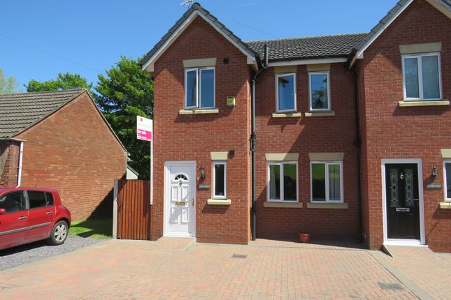 Semi-detached house for sale in William Street, Winsford