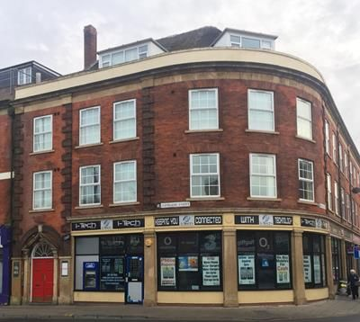 Thumbnail Commercial property for sale in York House, Cleveland St/Young St, Doncaster, South Yorkshire